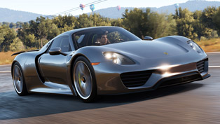 porsche releases ten new cars for forza horizon 2 [details & video]