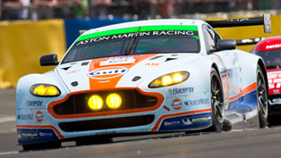 Aston Martin Racing is the Current Leader in Both Classes at 2015 Le Mans 24-Hours