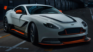 Aston Martin's Vantage GT12 Will Make its UK Debut at 2015 Goodwood Festival of Speed