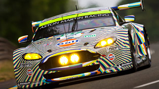 Aston-Martin Team is Ready for 2015 Le Mans Race!