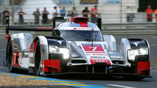 Audi Team Is Ready for World's Toughest Race at Le Mans 24-Hour