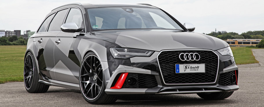 Audi Rs6 Avant Received Visual And Performance Upgrades By