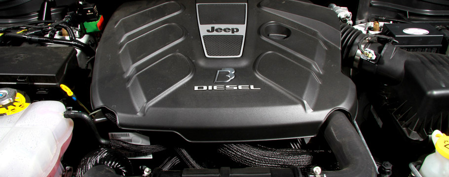 B&B Jeep Grand Cherokee Engine