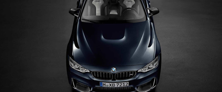 2015 BMW M4 Coupe by BMW Individual From Above