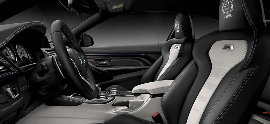 2015 BMW M4 Coupe by BMW Individual Interior