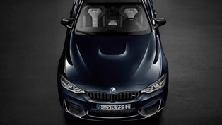 BMW Individual Celebrates 25th Birthday with Custom BMW M4 Coupe
