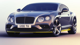 bentley continental gt speed breitling jet team series limited edition unleashed!