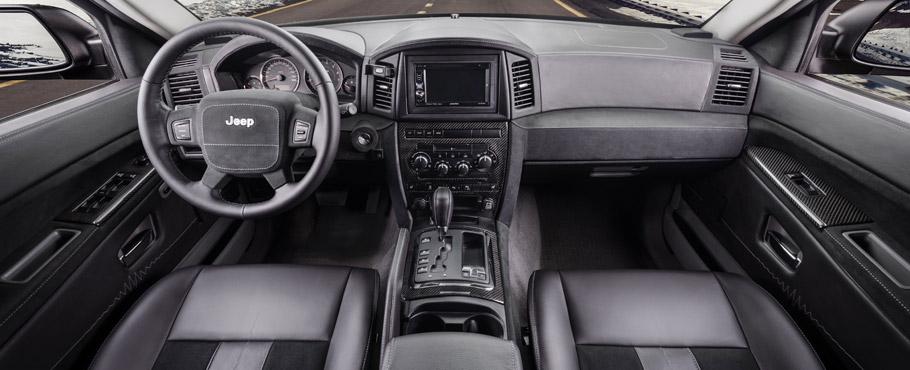 Jeep BOSE - Interior