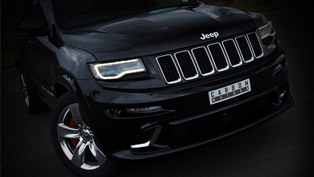 carbon motors present carbon infused jeep grand cherokee srt8