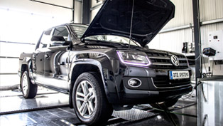 Volkswagen Amarok with Injector Tuning and More Power