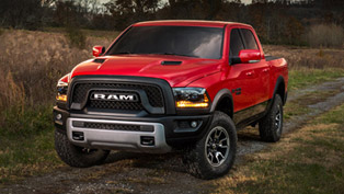 Ram 1500 Rebel Fitted with Toyo Open Country Pack