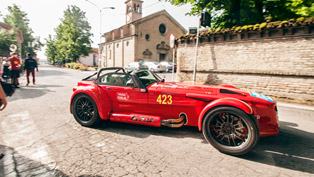 Donkervoort Celebrates Mille Miglia with D8 GTO 1000 Miglia Edition