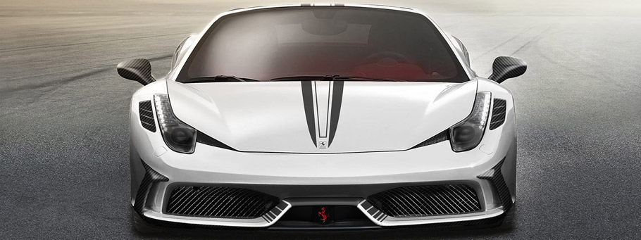 Ferrari 458 Spider Concept by Carlex Design - Exterior