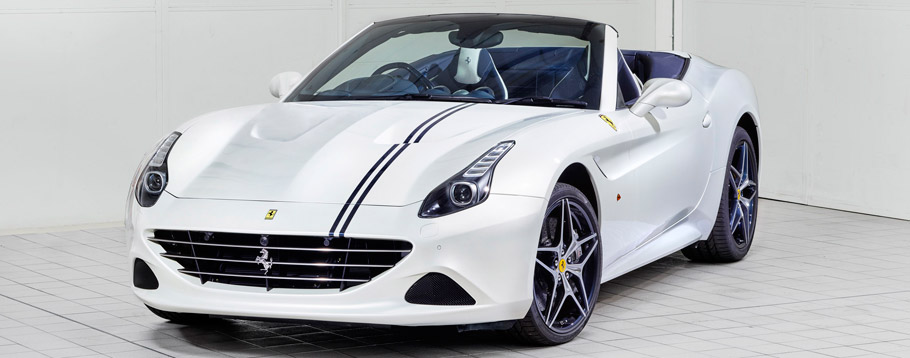 "Ferrari California T ""Tailor Made""  Front View"
