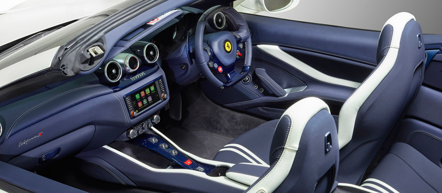"Ferrari California T ""Tailor Made""  Interior"