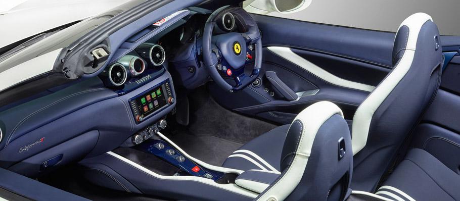 """Ferrari California T """"Tailor Made""""  Interior"""