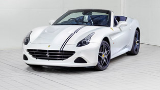 Ferrari California T is Tailor Made for Goodwood