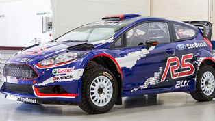 M-Sport Will Launch a Special Ford Model for the New England Forest Rally