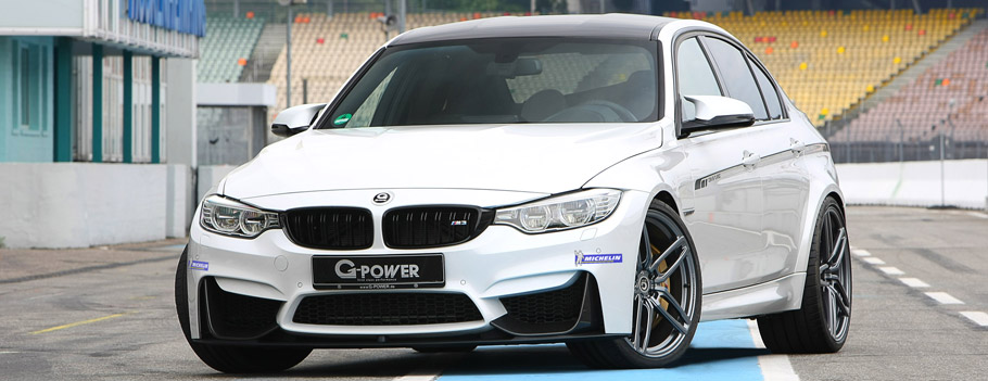 G-Power BMW M3 Exterior
