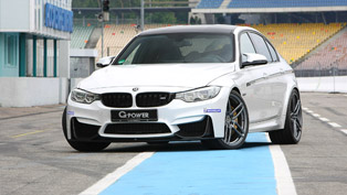 G-POWER BMW M3 Comes with Tremendous Torque Results!