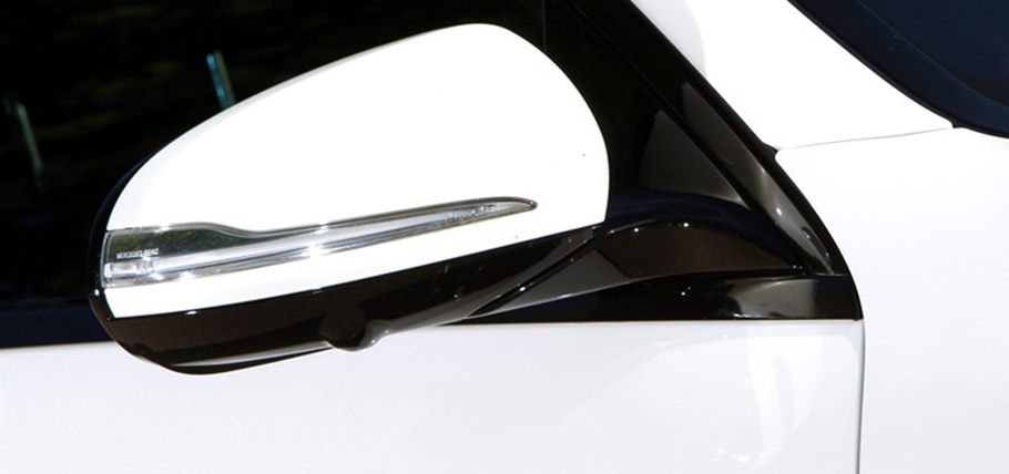 German Special Customs Mercedes-Benz S-Class Mirror
