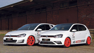 HG-Motorsport Volkswagen Golf GTI and Polo GTI Can Beat Porsche 911?
