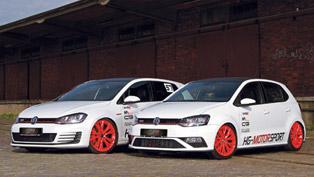 HG-Motorsport Volkswagen Golf GTI and Polo GTI Can Beat Porsche 911?