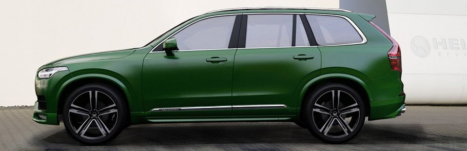 Heico Sportiv Volvo XC90 Side View