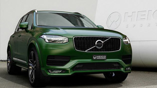 Heico Sportiv Volvo XC90 Finally Revealed!