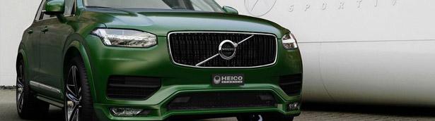 Heico Sportiv Volvo XC90 Finally Revealed!