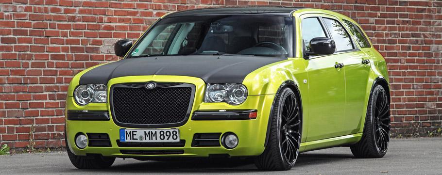 HplusB-Design Chrysler 300C Front View