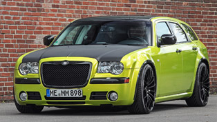 "HplusB-Design Release Chrysler 300C ""SRT"" Version"