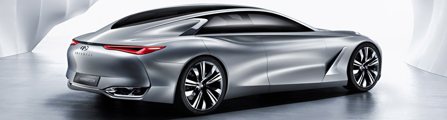 Infiniti Will Show Some Style And Design From The Future With The