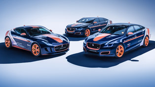 Jaguar XJR Responce Vehicles Will Debut at 2015 GFS