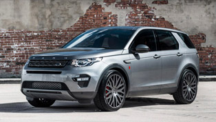 land rover discovery sport ground effect edition unveiled by kahn design
