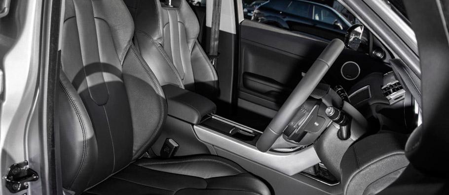 Kahn Range Rover Evoque RS Sport  Interior