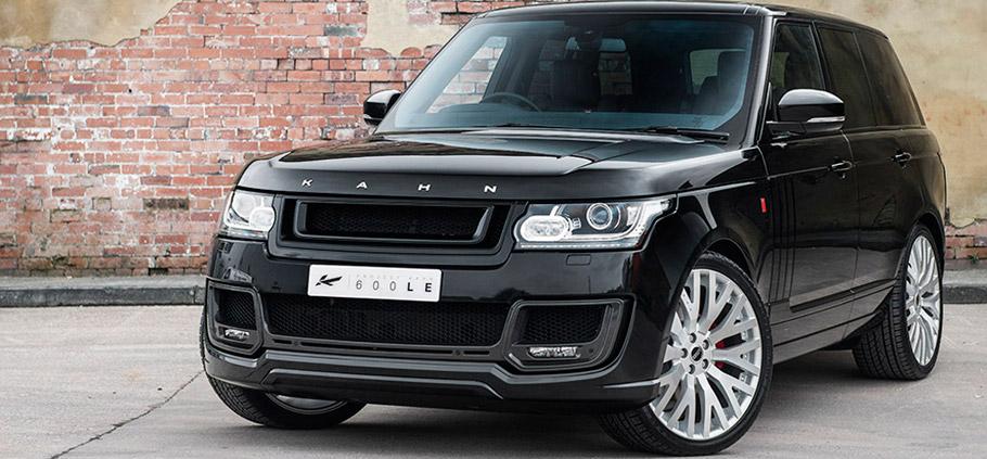 Kahn Range Rover LE Signature Edition Front View