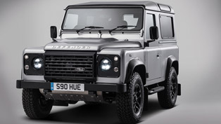 land rover defender celebrates 70th anniversary with special model