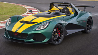 Lotus 3-Eleven: Is it That Interesting or Is It Just Trying to Be?