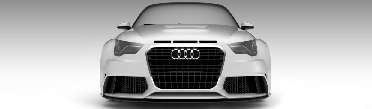 MTM Audi A1 Nardo Edition Front View