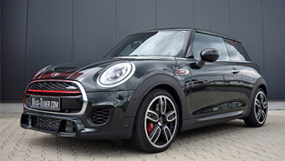 maxi-tuner mini john cooper works is 260hp and 390nm strong!