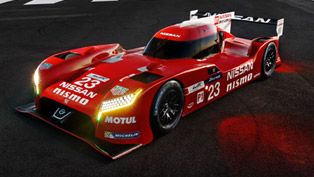 nissan proudly returns on le mans race with three gt-r nismo models