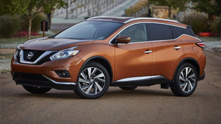 Nissan Murano with more Accolades and Sales Records