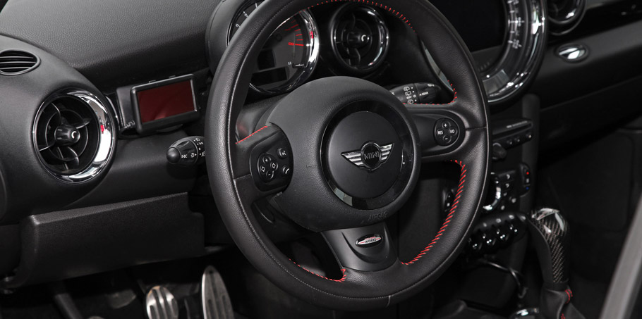 OK-Chiptuning MINI John Cooper Works R56  Interior