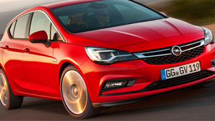 ECOTECH: 2016 Opel Astra Comes With To Show What Style and Pleasure