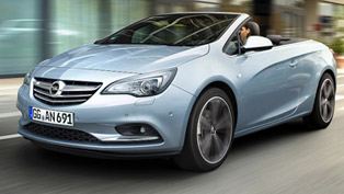 2015 Opel Cascada Comes With Top Down and More Powerful Engine
