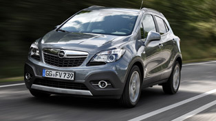 opel mokka is the best vehicle in germany!