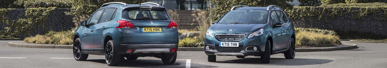 PEUGEOT 2008 Urban Cross