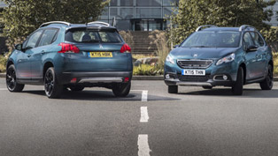 PEUGEOT 2008 Urban Cross: Dissapointment Comes With Orange Stripes