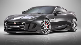 piecha design recreates jaguar f-type r coupe